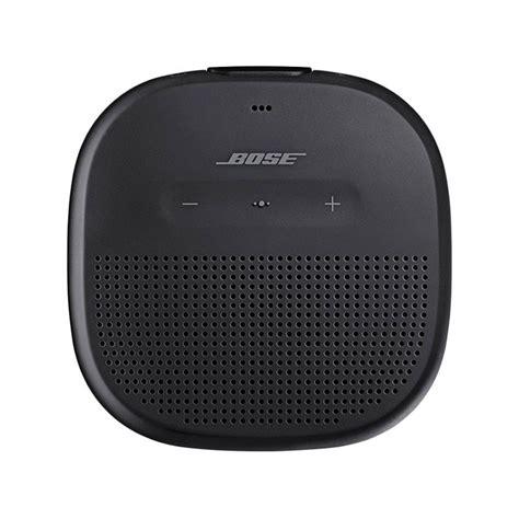 Dan Spesifikasi Speaker Bose jual bose soundlink micro bluetooth speaker black