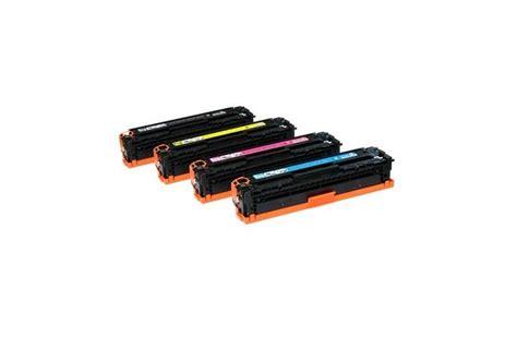 Toner Hp 130a hp 130a noir et couleur lot de toners compatibles hp 130a