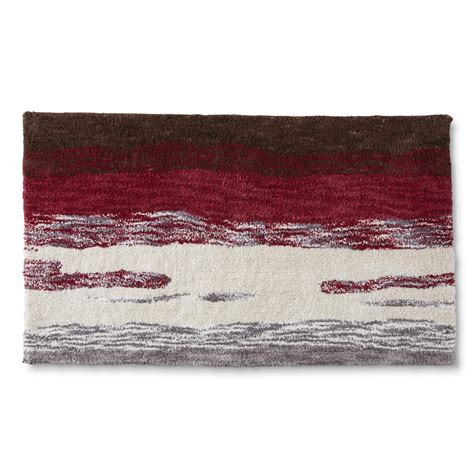 Cannon Bathroom Rugs Cannon Tufted Bath Rug Space Dyed Home Bed Bath Bath Bath Towels Rugs Bath Rugs