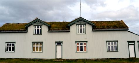 How Has House Been On Gr 230 Navatn Turf House At M 253 Vatn In Iceland Guide To