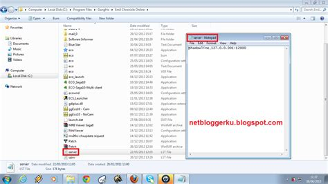 cara membuat html offline cara membuat server eco offline versi netbloggerku
