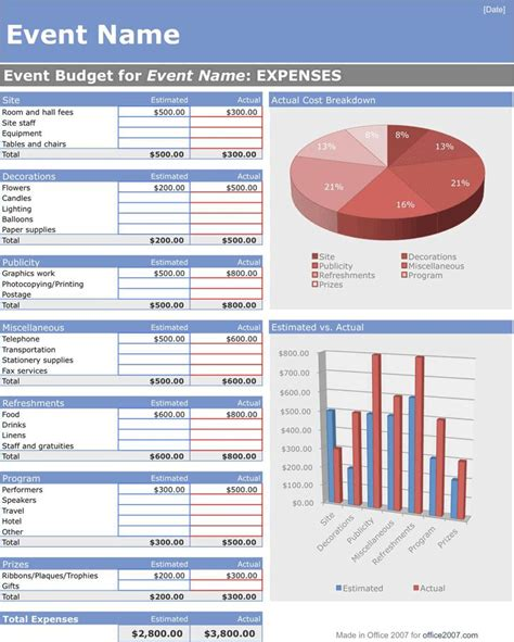 17 best ideas about event planning template on pinterest
