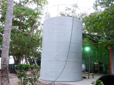 Produksi Tangki Penungan Air Tangki Air Fiberglass tangki fiberglass storage tank pt garuda jaya fiberindo