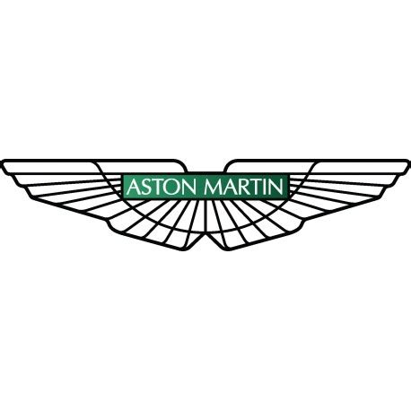 aston martin sticker stickers autocollant logo embl 232 me aston martin stickers