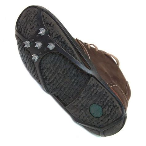 shoe grip snow shoe grips easy to stretch to fit onto the
