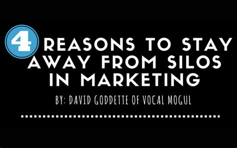 10 Types Of To Stay Away From by 4 Reasons To Stay Away From Silos Vocalmogul