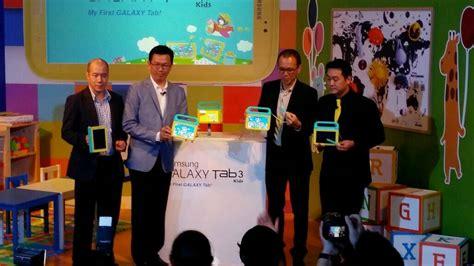 Tablet Untuk Kanak Kanak samsung galaxy tab 3 dilancarkan di malaysia berharga rm799 amanz