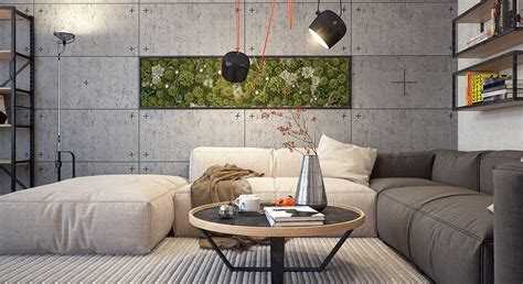5 Kiev Apartments With Verdant Vertical Gardens And Other | 5 kiev apartments with verdant vertical gardens and other