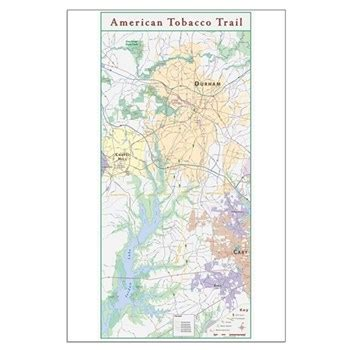 american tobacco trail map american tobacco trail system map gt trtc store