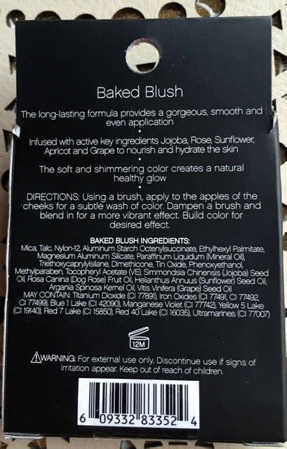 E L F Studio Baked Blush e l f studio pinktastic baked blush review