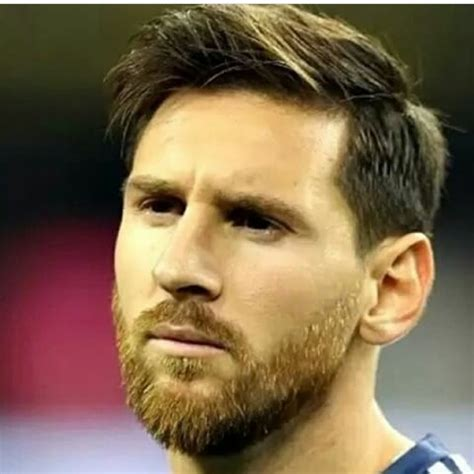 Messi New Hairstyle by Messi Hairstyle The Newest Hairstyles