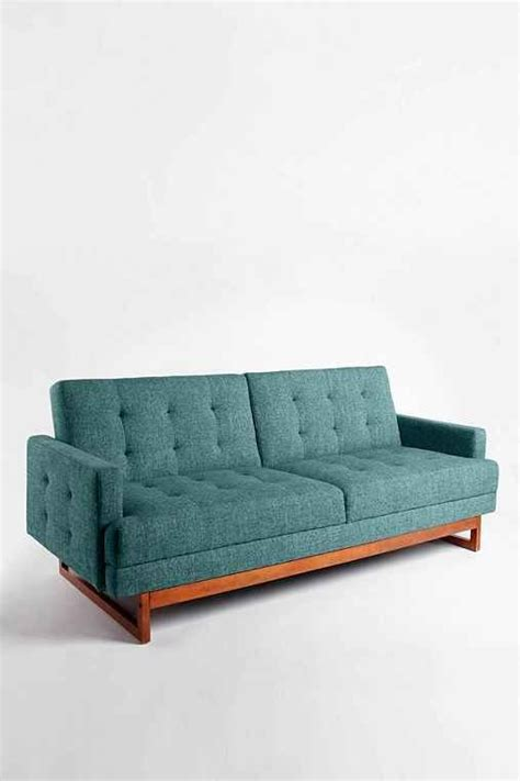 Either Or Convertible Sofa Urban Outfitters Space Space Saving Sofa
