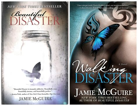 Beautiful Disaster Mc Guire diciembre 2013 refugiada entre libros