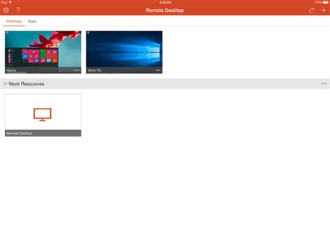 microsoft remote desktop microsoft remote desktop on the app store