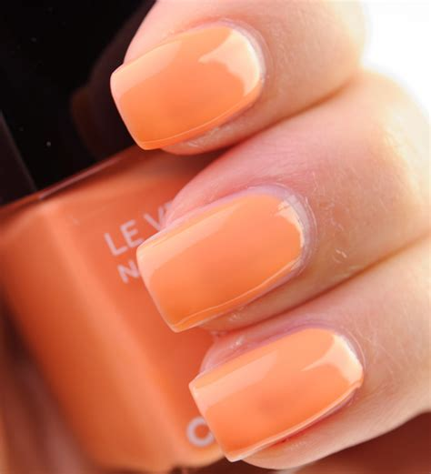 nail polish color for june 2014 chanel june le vernis review photos swatches
