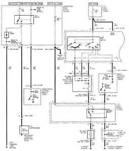 i 2000 saturn sl1 the ac compressor will not turn on