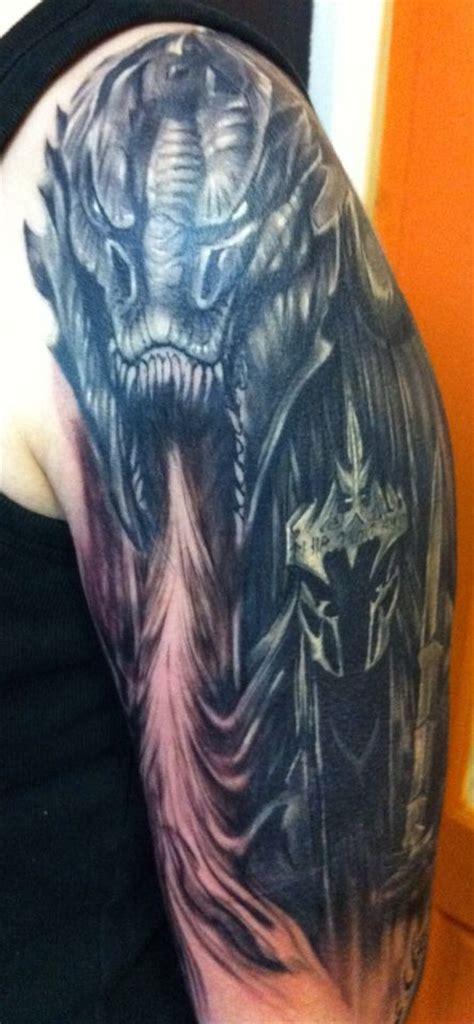 jazz tattoo edinburgh a tolkien inspired tattoo half sleeve jazz tattoo