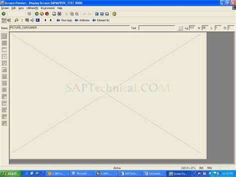oops abap tutorial sap technical saptechnical com display images on the screen