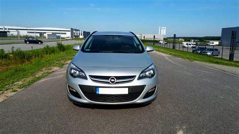 Opel Astra 1 4 Turbo Test by Test Długodystansowy Opel Astra J 1 4 Turbo 140 Km