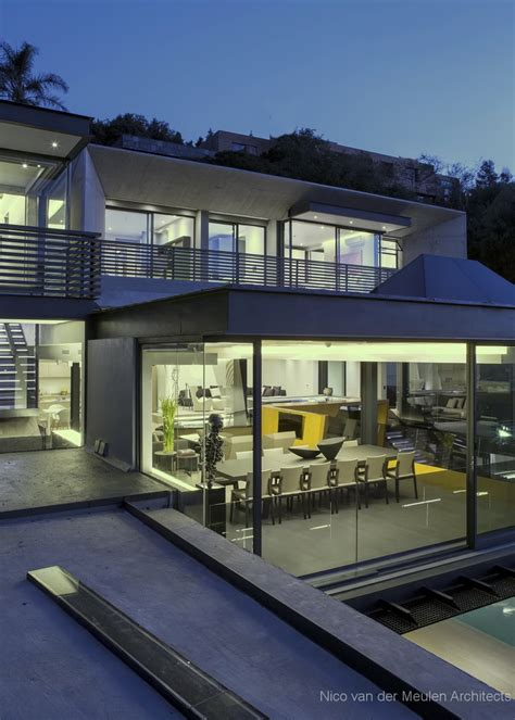 Nice African House Designs #5: Pretty-houses-Stunning-modern-hillside-home-featured-on-Architecture-Beast-05.jpg