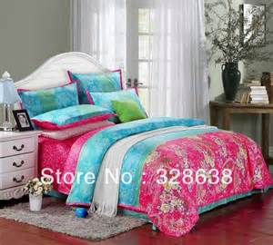 pink and turquoise bedding shop popular turquoise pink bedding from china aliexpress