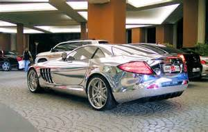 White Gold Mercedes Mercedes Sls Amg In White Gold To The Mall Of