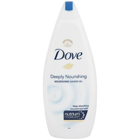 Dove Shower Gel by Buy Dove Shower Gel Deeply Nourishing 750ml At