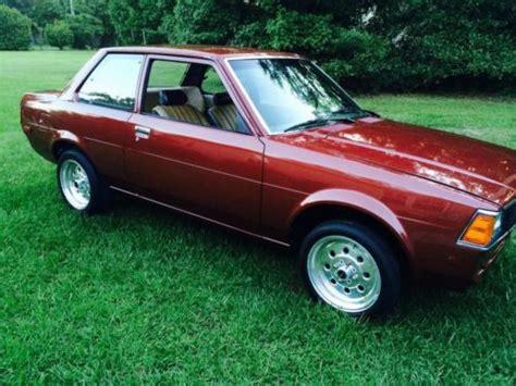 1981 Toyota Corolla For Sale Purchase New 1981 Toyota Corolla In Leland Carolina