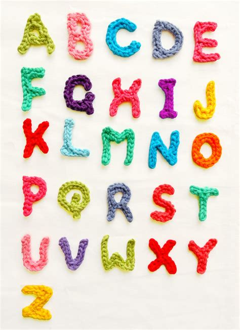 crochet pattern font 12 crochet letter patterns guide patterns