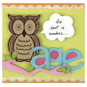 birthday cards for adults scrapbooking