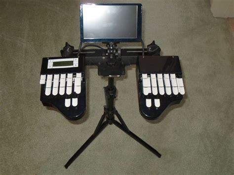 custom infinity court writer with lcd screen steno machine