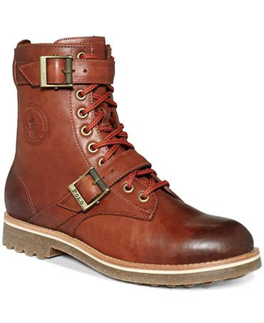 macys mens polo boots polo ralph maurice boots shoes on popscreen