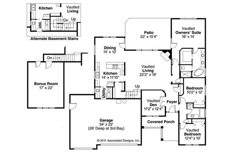 shingle style floor plans shingle style house plans schuyler 30 522 associated