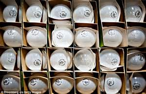 traditional 40 and 60 watt light bulbs set to be banned