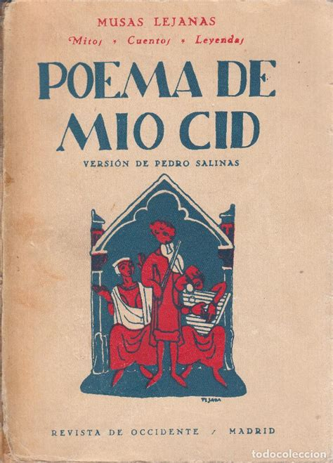 libro poema del mio cid pedro salinas poema de mio cid madrid 1934 comprar libros antiguos de poes 237 a en