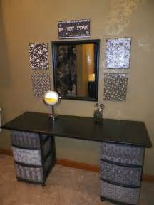 Diy Vanity Table Ideas Diy Makeup Vanity Ideas