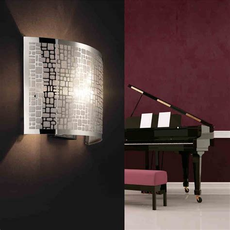 illuminazione da parete per interni lade da parete moderne