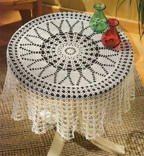 pattern crochet tablecloth crochet art crochet tablecloth free pattern beautiful