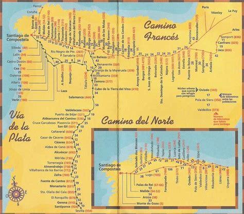 camino de santiago pilgrimage route camino de santiago on the wish list www