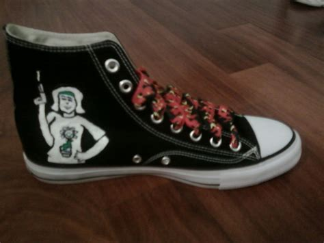 day shoes green day shoes 2 by ihaveamnesia on deviantart