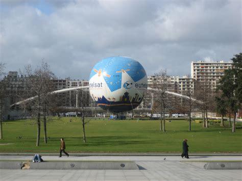 Parc Andre Citroen by File Montgolfiere Eutelsat Parc Andre Citroen Jpg
