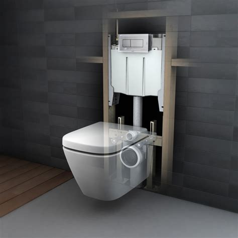 Compact Bathroom Designs caroma cube 604300