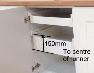 how to fit runners for blum metabox drawer boxes