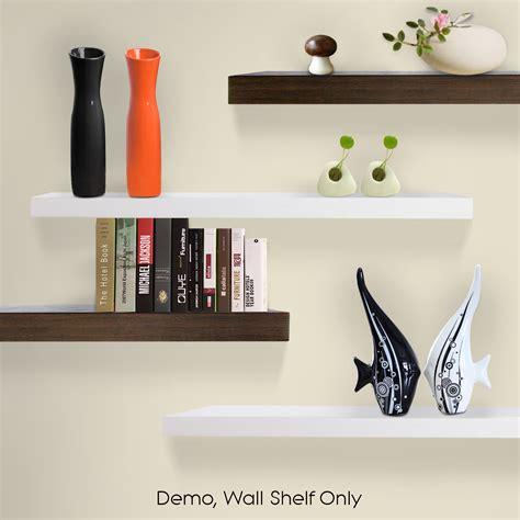 ebay wall shelves 3pcs wall floating shelf set concealed shelves bookshelf