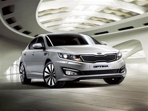 Kia Car Hire Kia Optima Becomes Car Hire Vehicle For Europcar