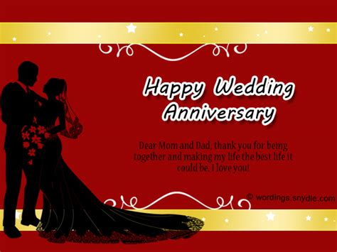 Wedding Wishes Sles by Thank You Message For Wedding Anniversary Wedding Ideas 2018