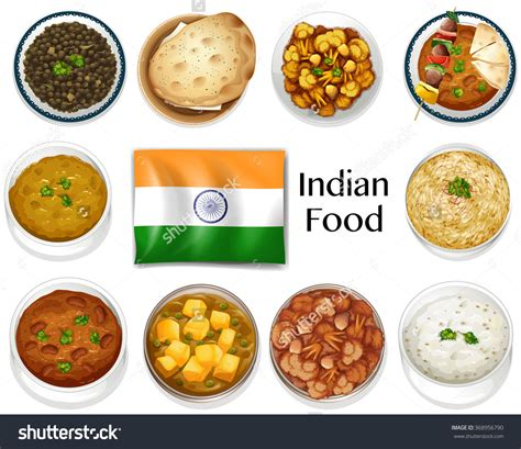 indian cuisine clipart   cliparts  images