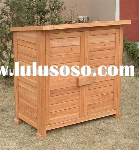 Wood Tool Sheds by Diy Wooden Tool Storage Shed Plans Free