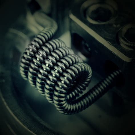 Comp Wire Caterpillar Clapton By Wotofo wotofo comp coils pre made clapton coils