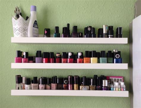 ikea nails best 25 storing nail polish ideas on pinterest